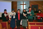 BW Entertainment Carollers Peace Portal Alliance Church 2. JPG copy